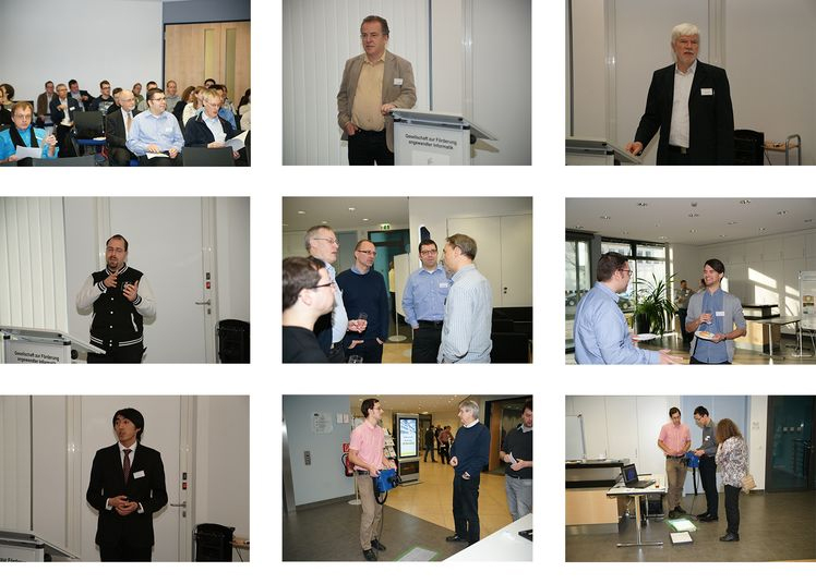 Impressionen vom Workshop 3D-NordOst 2015